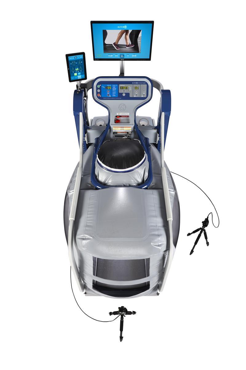 Blog   Benefits of AlterG Anti-Gravity Treadmill Training